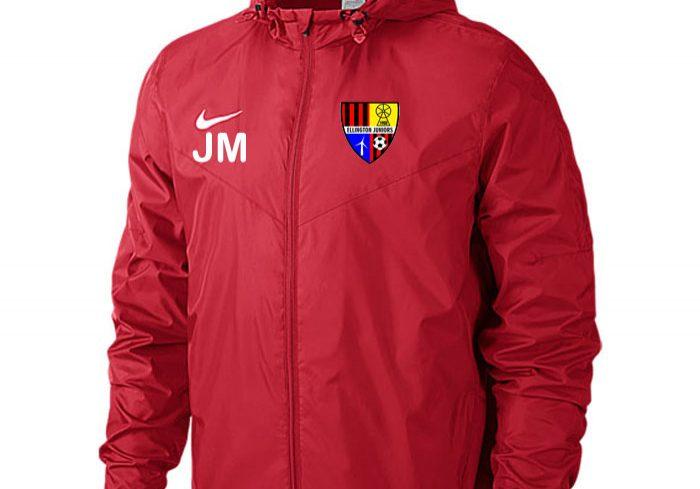 EJFC Rain Jacket